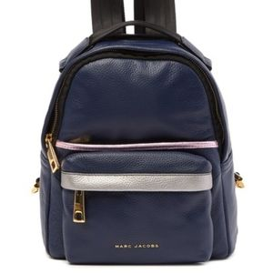 Marc Jacobs Varsity leather backpack